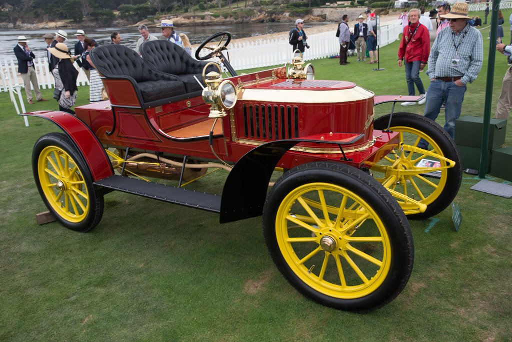 Stanley Model H Speedy Roadster  - Entrant: Brohard Brothers  - 2017 Pebble Beach Concours d'Elegance