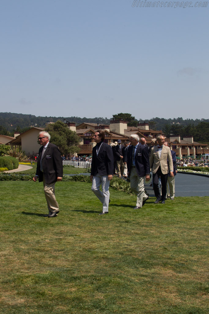 Welcome to Pebble Beach    - 2017 Pebble Beach Concours d'Elegance
