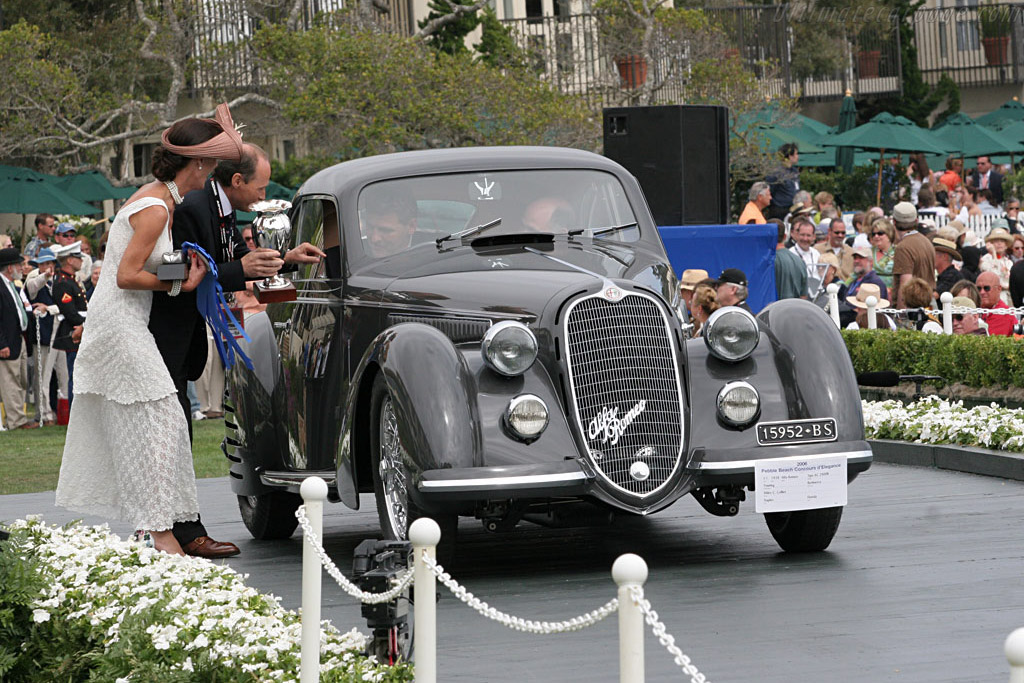 Alfa Romeo 8C 2900 Touring Coupe - Chassis: 412036   - 2006 Pebble Beach Concours d'Elegance