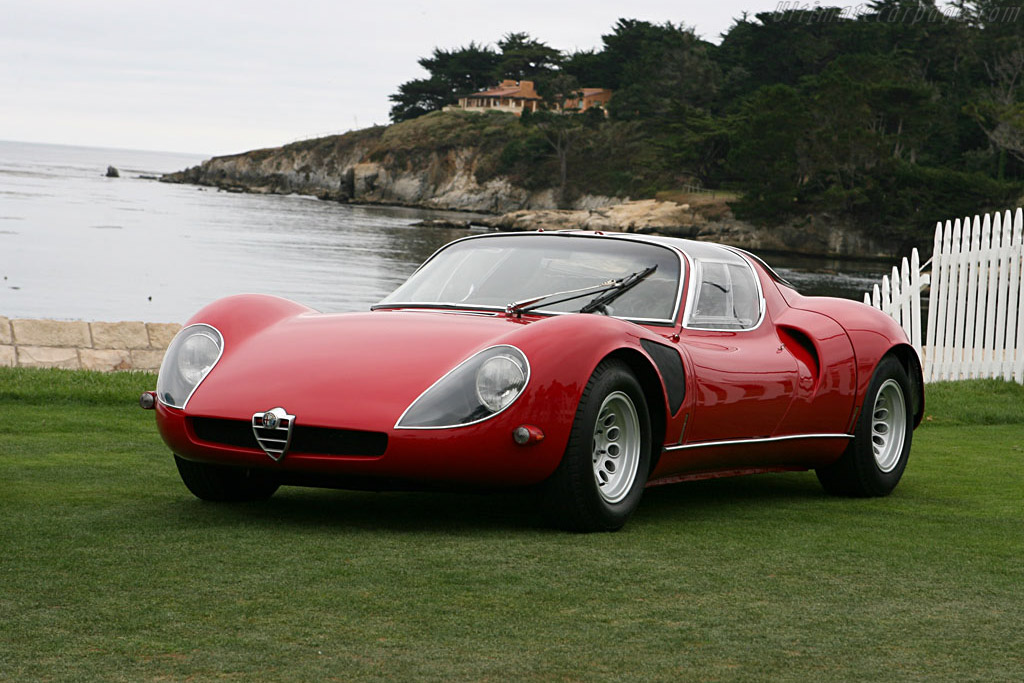 Alfa Romeo Tipo 33 Stradale - Chassis: 75033.113   - 2006 Pebble Beach Concours d'Elegance