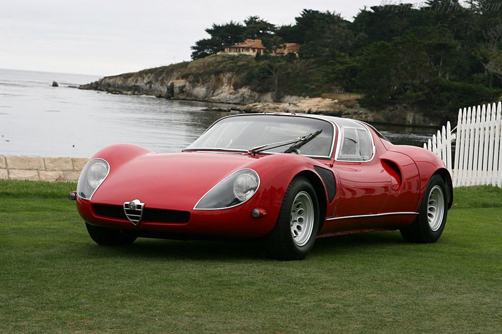 Alfa Romeo Tipo 33 Stradale    - 2006 Pebble Beach Concours d'Elegance