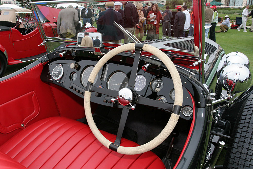 Bentley 4 1/2 Litre Gurney Nutting Drophead Coupe    - 2006 Pebble Beach Concours d'Elegance