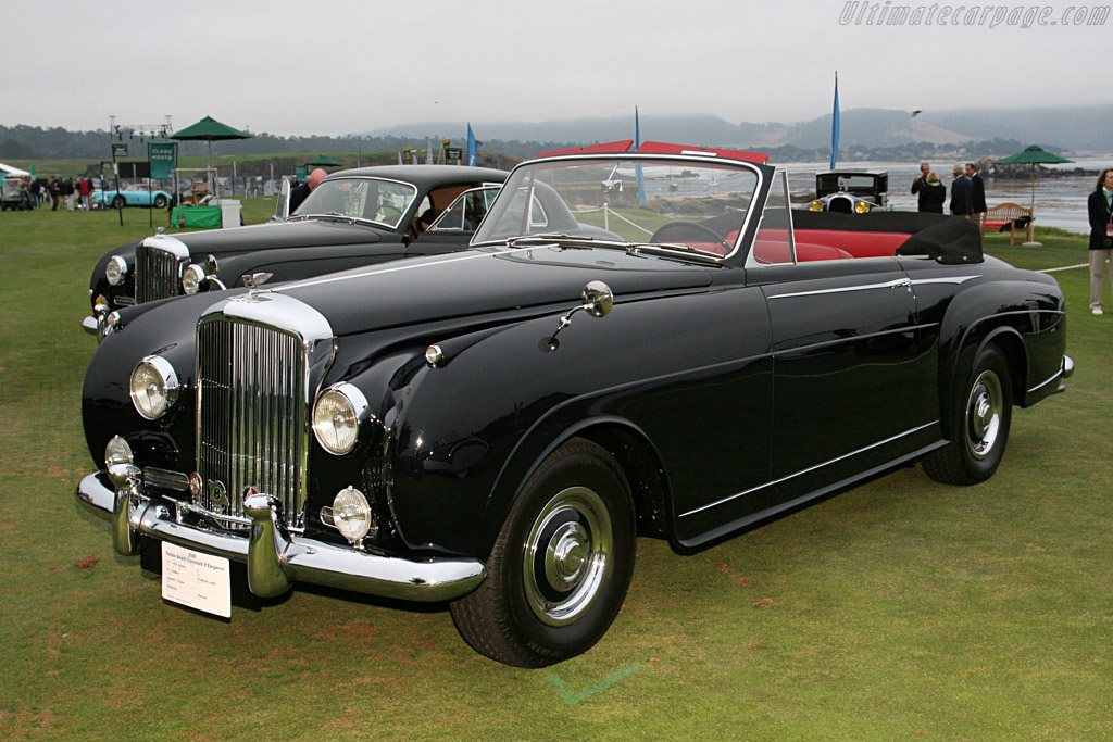 Bentley S1 Mulliner DHC    - 2006 Pebble Beach Concours d'Elegance