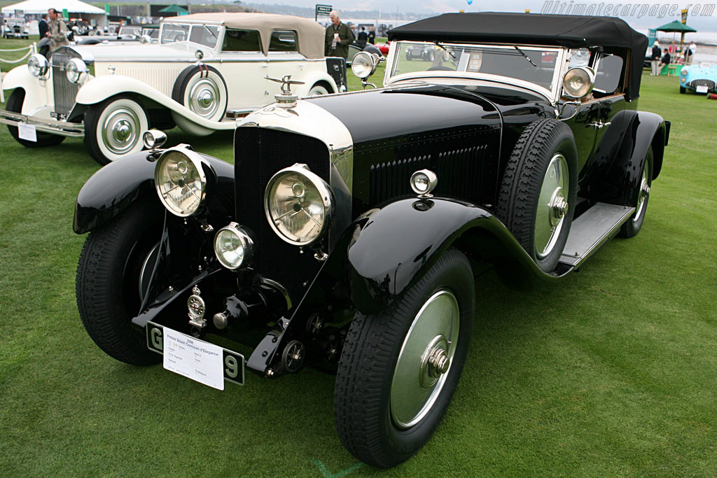 Bentley Speed 6 Hooper Tourer    - 2006 Pebble Beach Concours d'Elegance