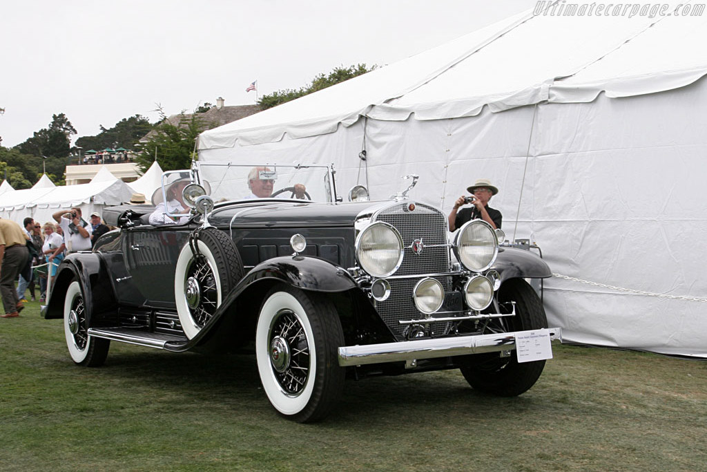 Cadillac 452 Fleetwood Roadster    - 2006 Pebble Beach Concours d'Elegance