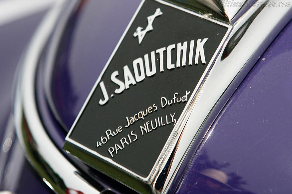 Cadillac 62 Saoutchik Cabriolet    - 2006 Pebble Beach Concours d'Elegance