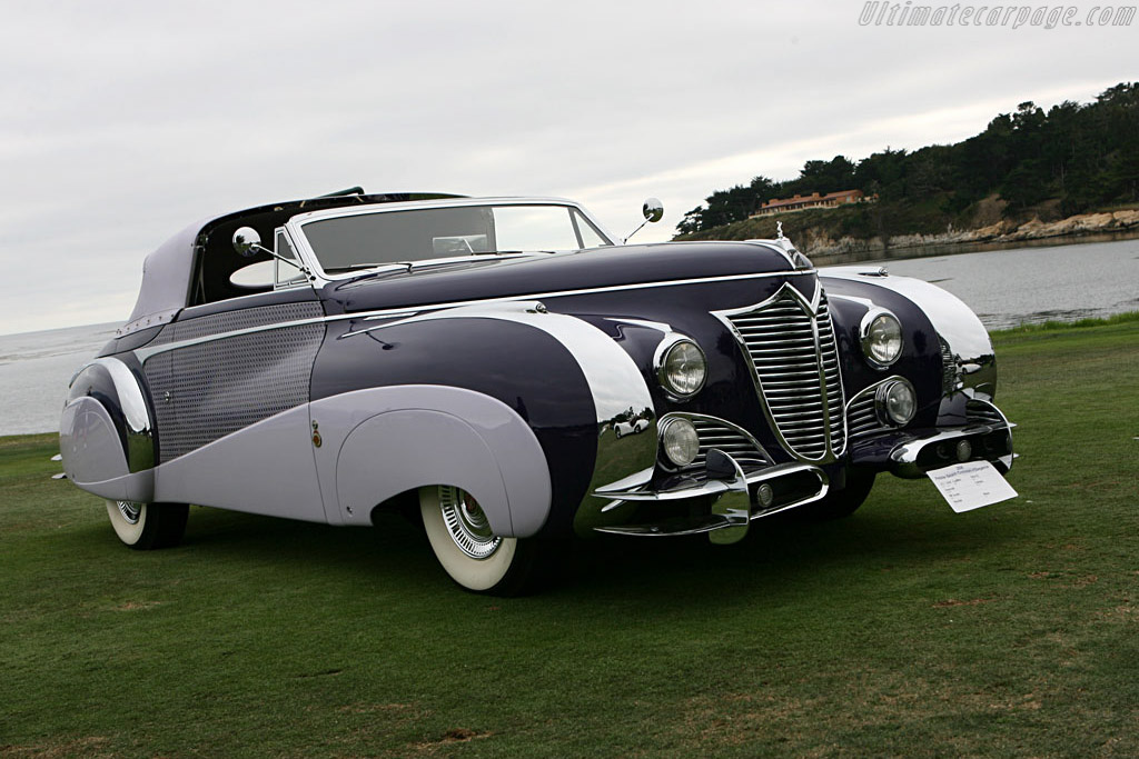 Cadillac Series 62 Saoutchik Cabriolet - Chassis: 486234577   - 2006 Pebble Beach Concours d'Elegance