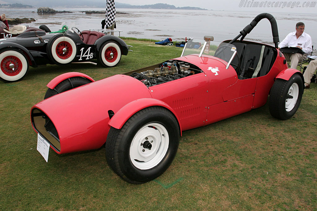 Cannon MK I Special Roadster    - 2006 Pebble Beach Concours d'Elegance
