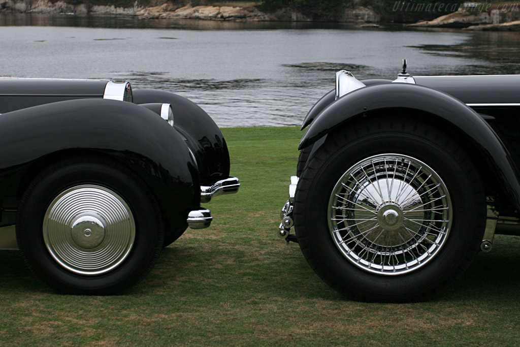 Daimler Double-Six 50 Corsica Roadster - Chassis: 30661   - 2006 Pebble Beach Concours d'Elegance