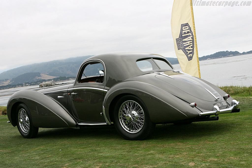 Delahaye 145 Chapron Coupe - Chassis: 48773   - 2006 Pebble Beach Concours d'Elegance