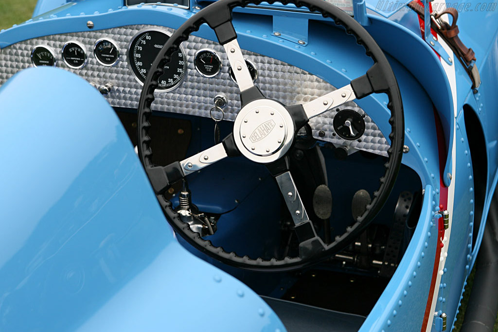 Delahaye 145 Grand Prix - Chassis: 48771   - 2006 Pebble Beach Concours d'Elegance