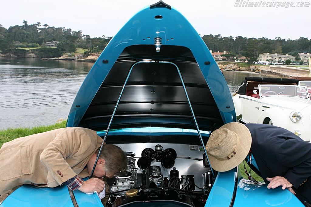 Delahaye 175 S Saoutchik Cabriolet    - 2006 Pebble Beach Concours d'Elegance