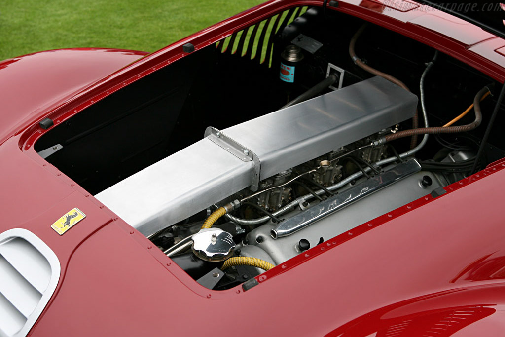 Ferrari 125 S    - 2006 Pebble Beach Concours d'Elegance
