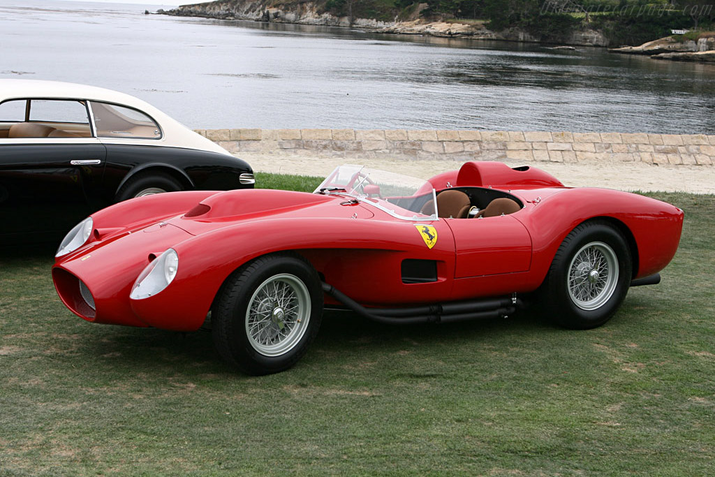 Ferrari 250 TR - Chassis: 0666 - Entrant: Jon Shirley  - 2006 Pebble Beach Concours d'Elegance