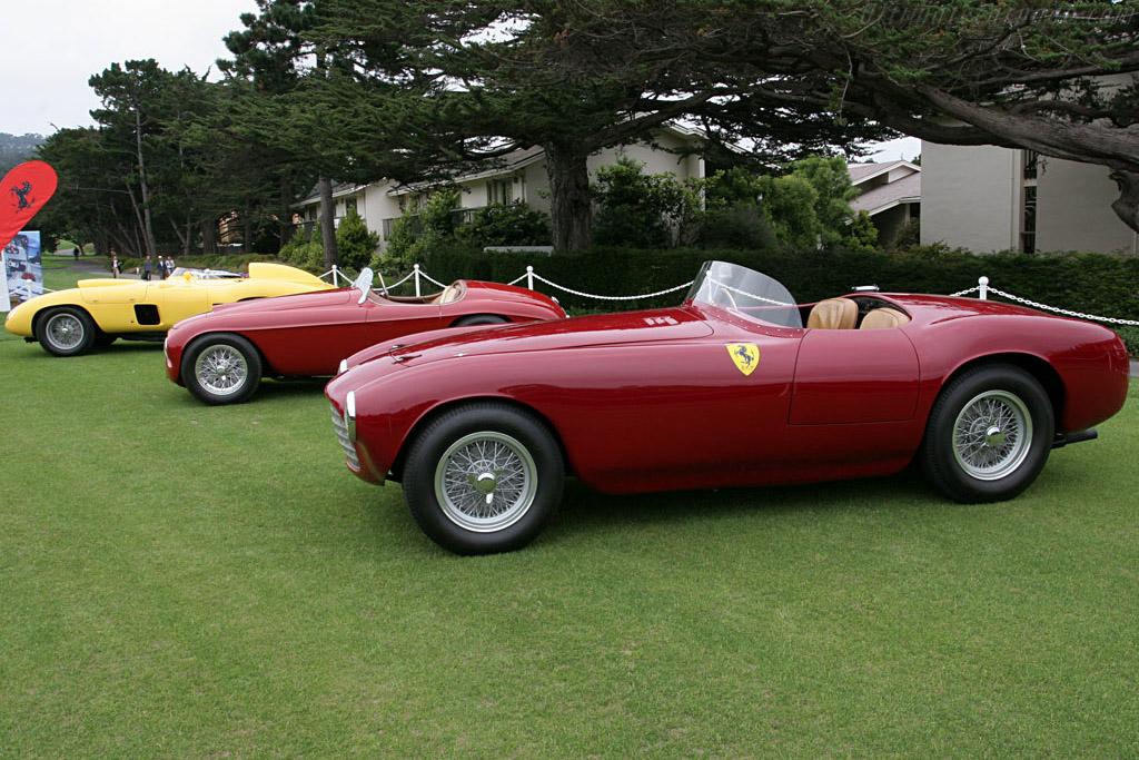 Ferrari Display    - 2006 Pebble Beach Concours d'Elegance