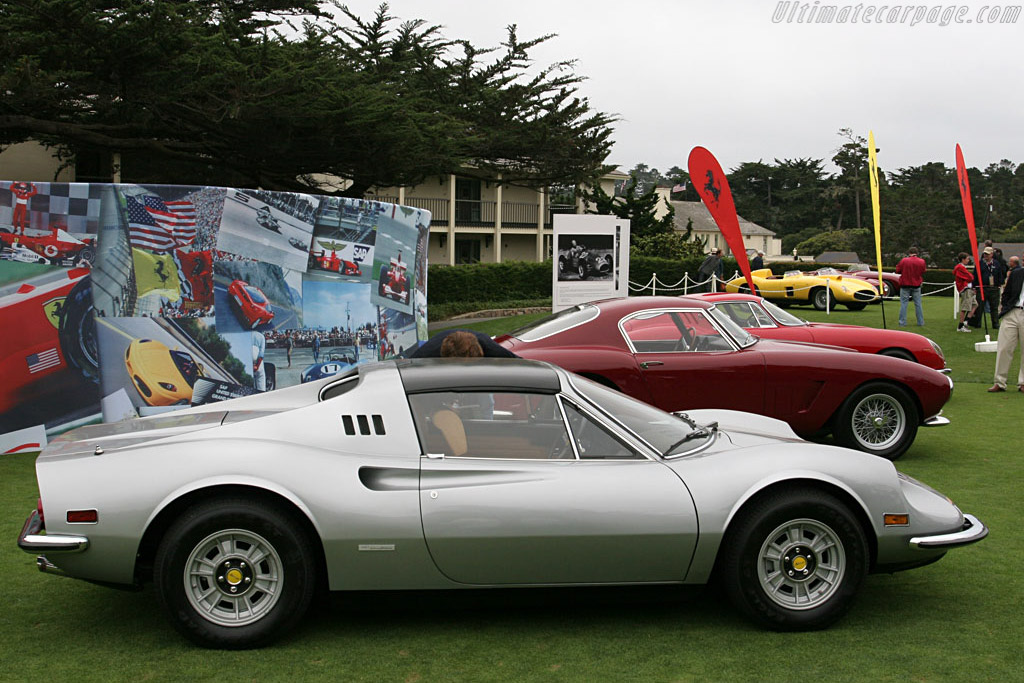 Ferrari Display    - 2006 Pebble Beach Concours d'Elegance