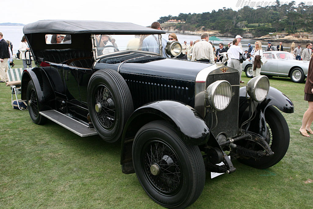 Hispano Suiza H6B Chevat Torpedo    - 2006 Pebble Beach Concours d'Elegance