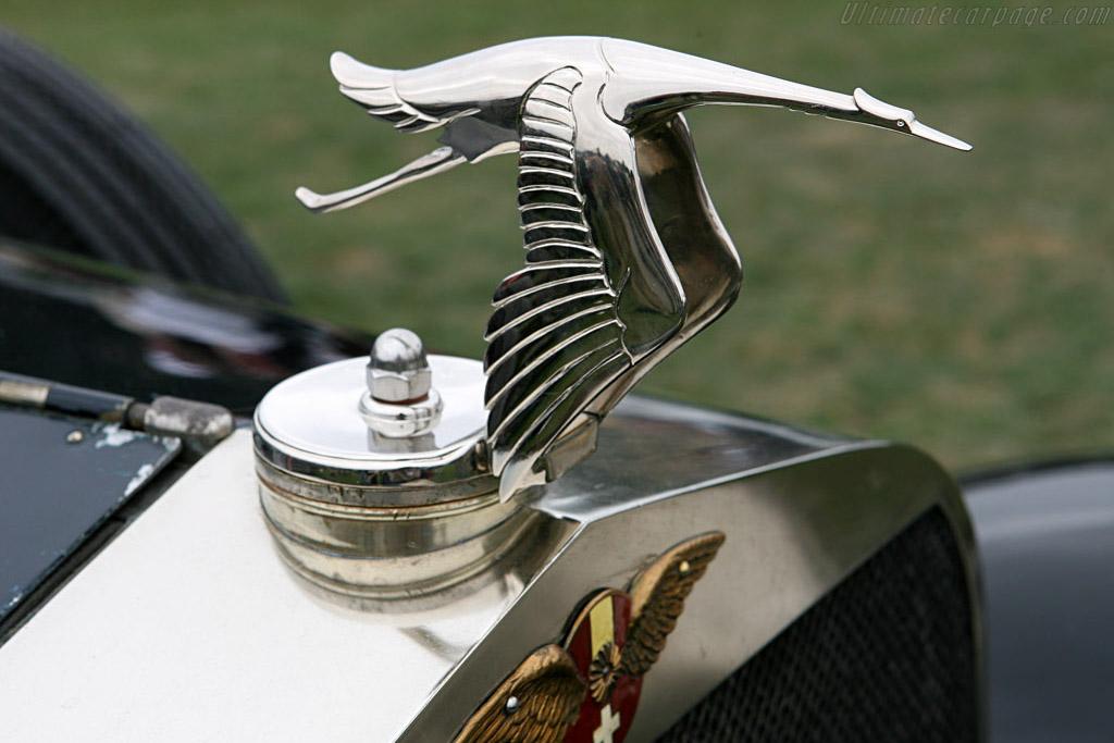 Hispano Suiza H6B Chevat Torpedo    - 2006 Pebble Beach Concours d'Elegance