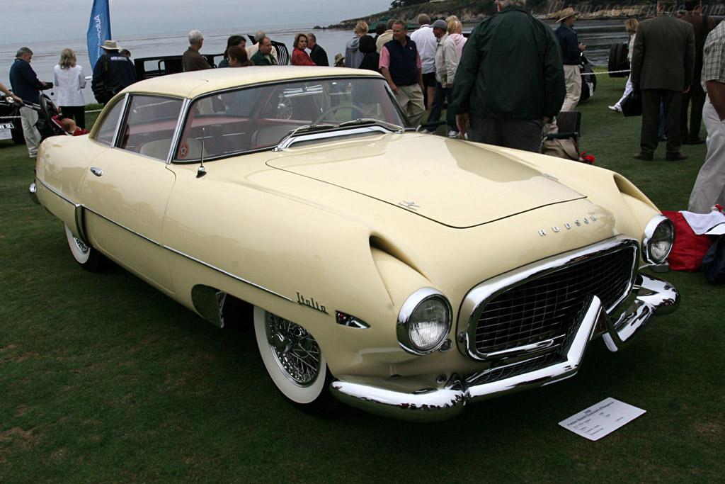 Hudson Hornet    - 2006 Pebble Beach Concours d'Elegance