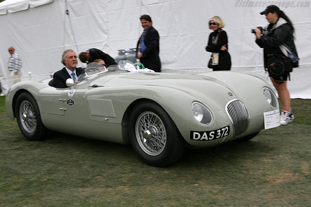 Jaguar C-Type    - 2006 Pebble Beach Concours d'Elegance