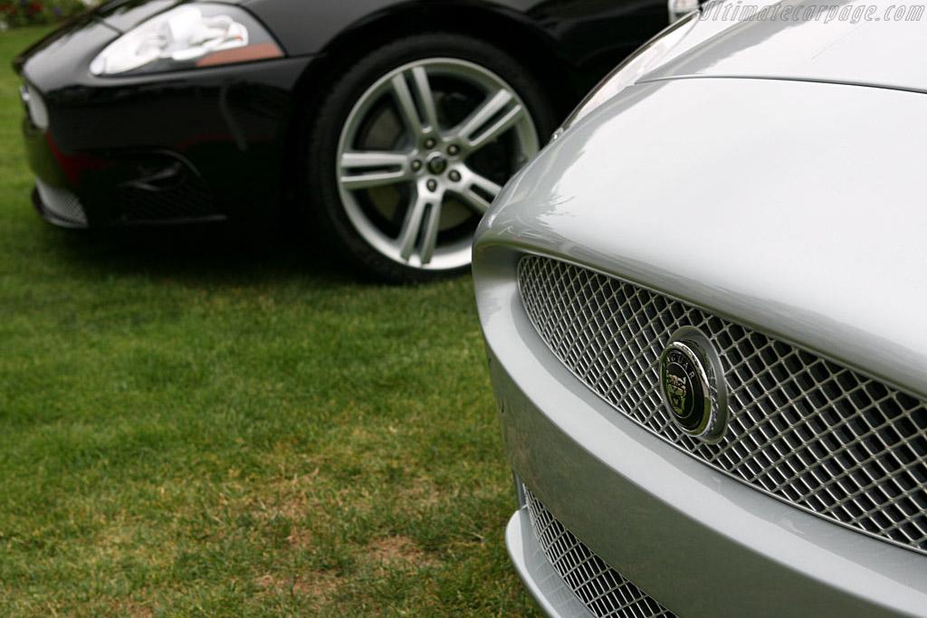 Jaguar XKR    - 2006 Pebble Beach Concours d'Elegance
