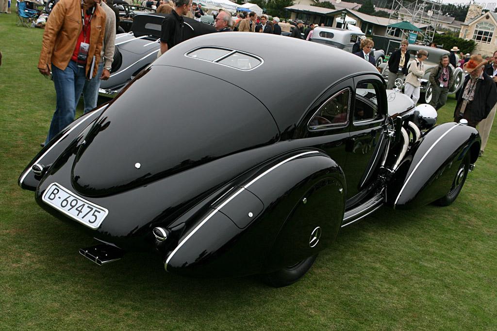 Mercedes-Benz 540 K Autobahn Kurier Coupe - Chassis: 408336   - 2006 Pebble Beach Concours d'Elegance