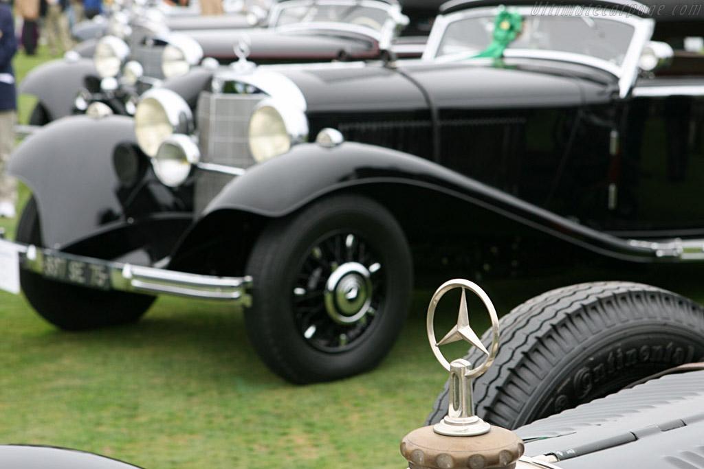 Mercedes-Benz S Saoutchik Cabriolet    - 2006 Pebble Beach Concours d'Elegance