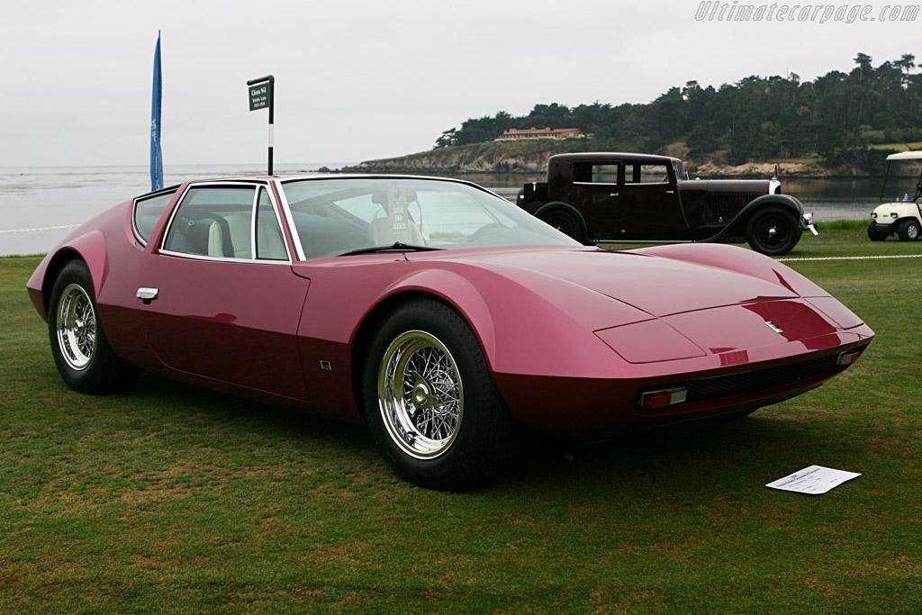 Monteverdi HAI 450 SS Fissore Coupe - Chassis: TNT 101   - 2006 Pebble Beach Concours d'Elegance