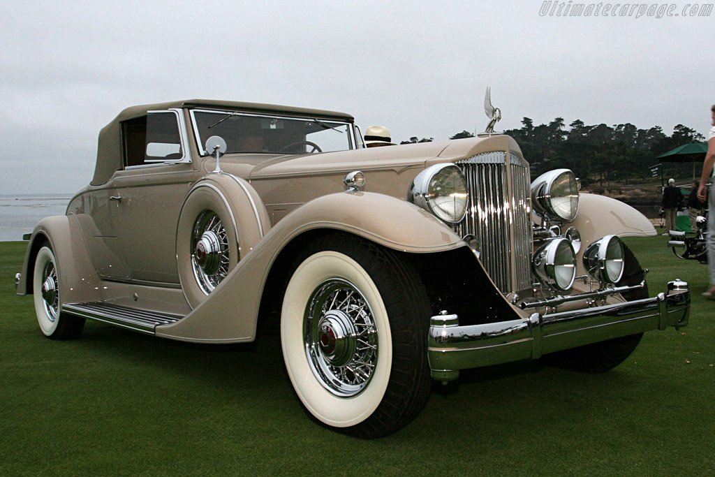 Packard 1005 Coupe Roadster    - 2006 Pebble Beach Concours d'Elegance