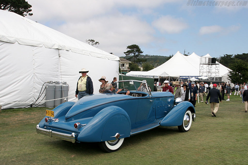 Packard 1108 LeBaron Runabout Speedster    - 2006 Pebble Beach Concours d'Elegance