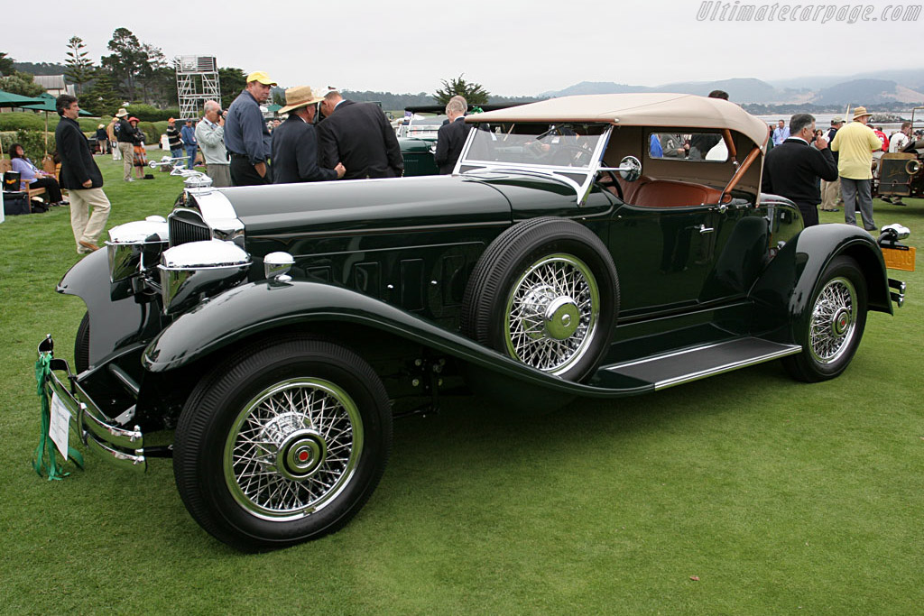 Packard 734 Speedster Runabout    - 2006 Pebble Beach Concours d'Elegance