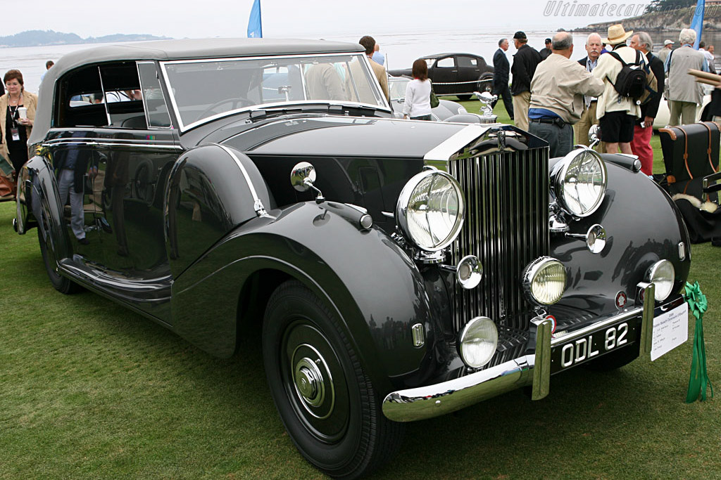 Rolls-Royce Phantom III Mulliner All Weather Tourer - Chassis: 3DL56   - 2006 Pebble Beach Concours d'Elegance