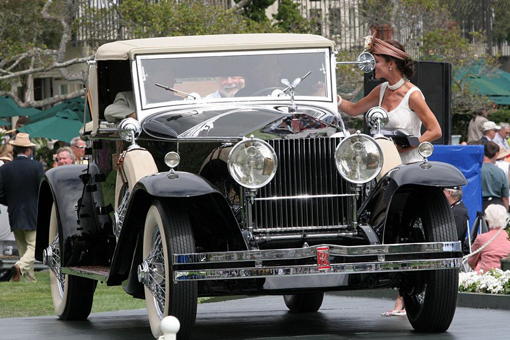 Rolls-Royce Silver Ghost Barker Tourer    - 2006 Pebble Beach Concours d'Elegance
