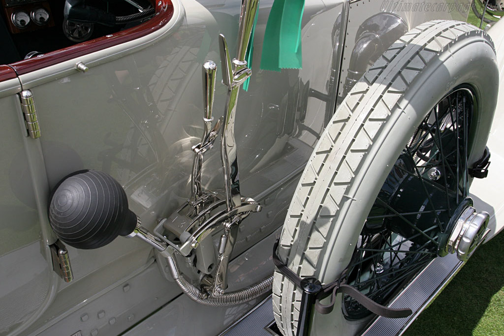 Rolls-Royce Silver Ghost Cann London to Edinburgh Tourer    - 2006 Pebble Beach Concours d'Elegance
