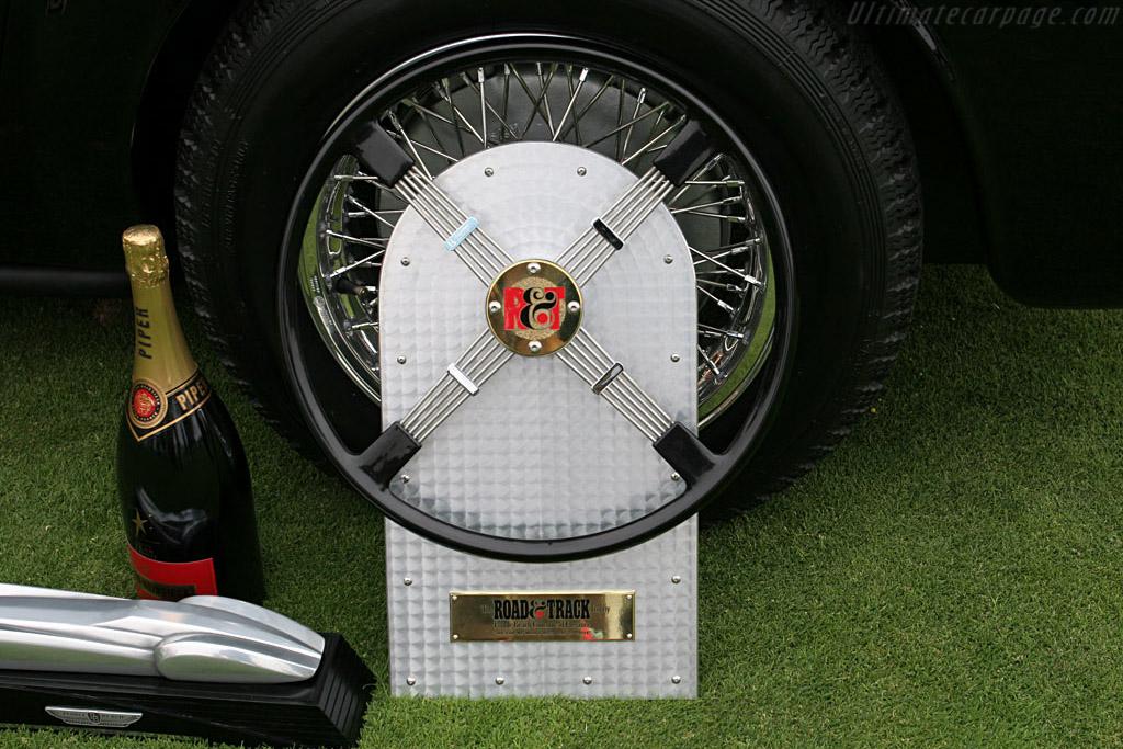 Siata 208S Roadster    - 2006 Pebble Beach Concours d'Elegance