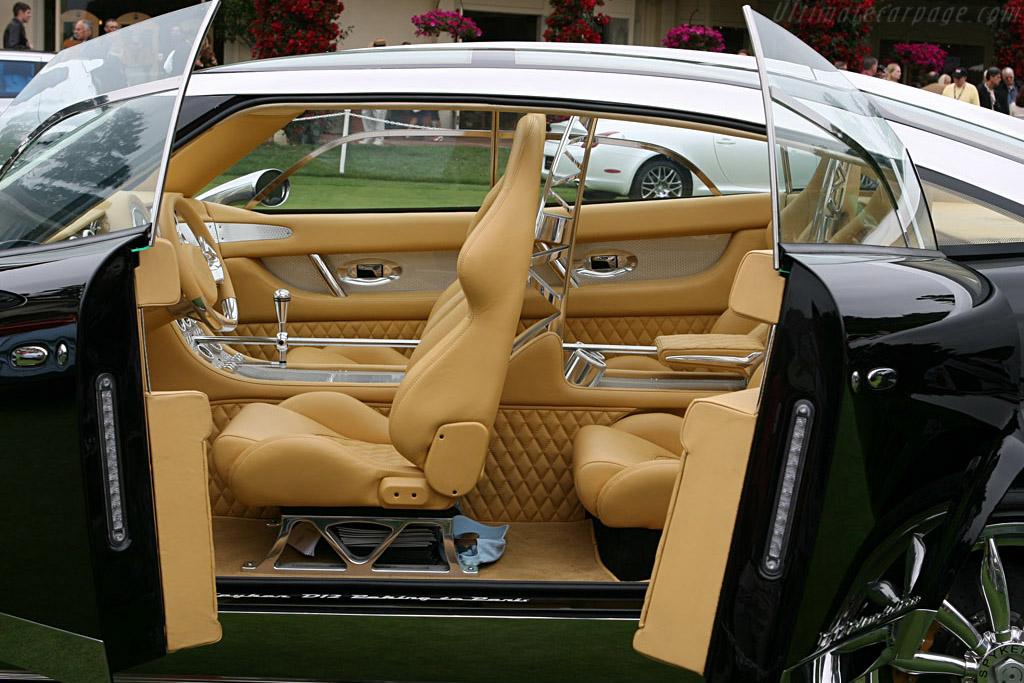 Spyker D12 Peking to Paris Concept    - 2006 Pebble Beach Concours d'Elegance