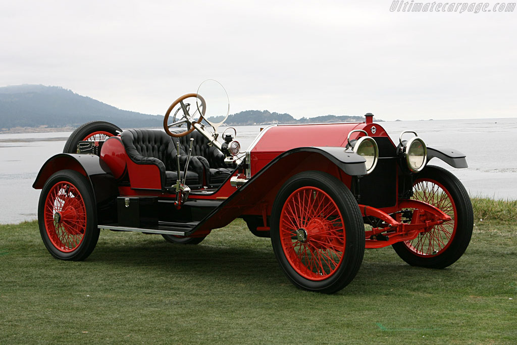 Stutz Bearcat  - Driver: National Automobile Museum  - 2006 Pebble Beach Concours d'Elegance