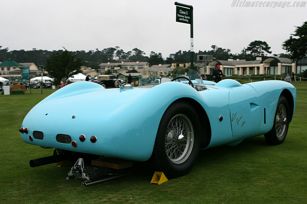 Talbot Lago T26C Biplace Sport - Chassis: 110056   - 2006 Pebble Beach Concours d'Elegance