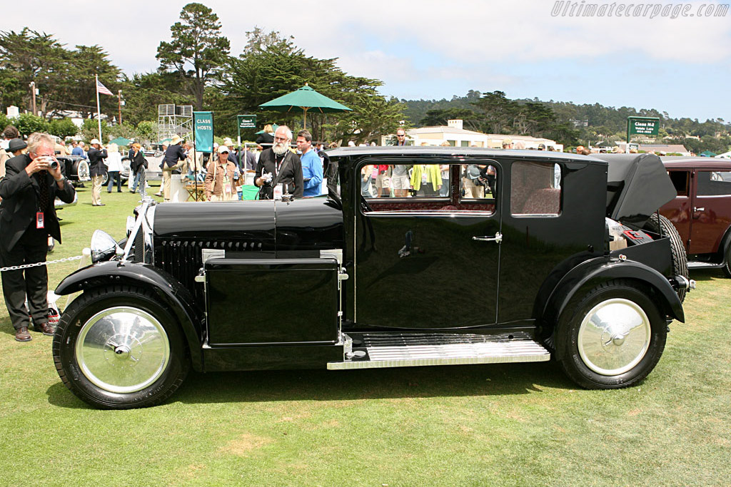 Voisin C14 Berline - Chassis: 28674   - 2006 Pebble Beach Concours d'Elegance