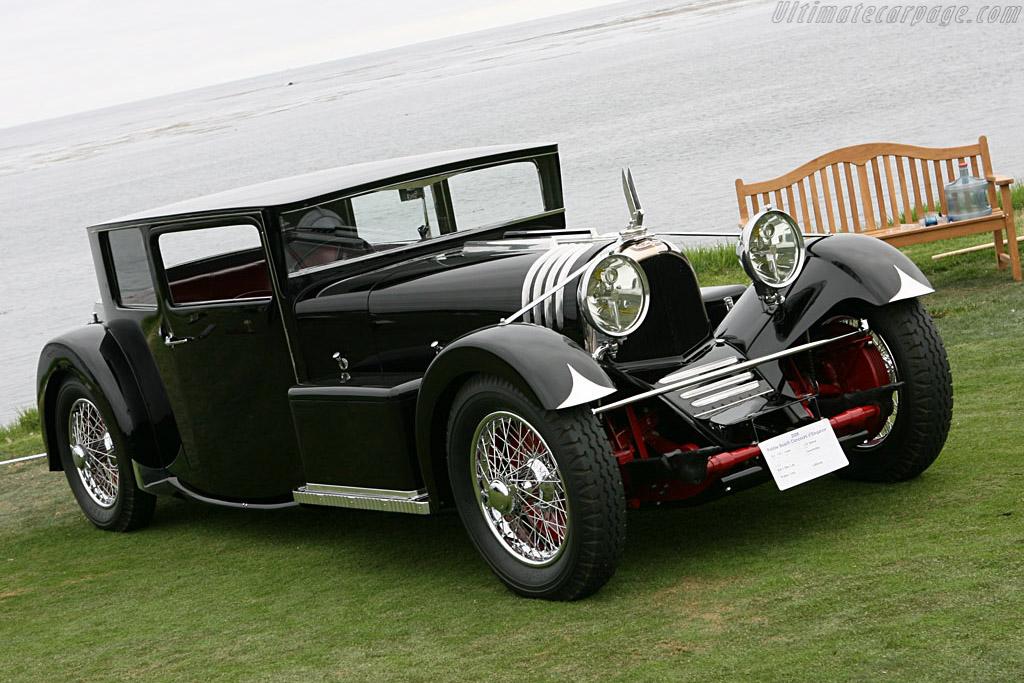 Voisin C20 Simoun Demi-Berline - Chassis: 47505   - 2006 Pebble Beach Concours d'Elegance