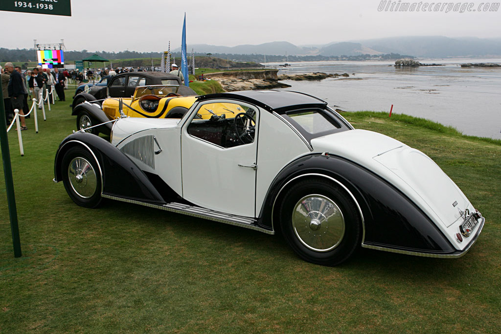 Voisin C27 Ski Coupe - Chassis: 52002   - 2006 Pebble Beach Concours d'Elegance