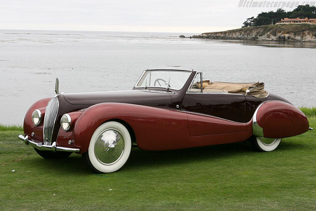 Voisin C28 Saliot Cabriolet - Chassis: 53002   - 2006 Pebble Beach Concours d'Elegance