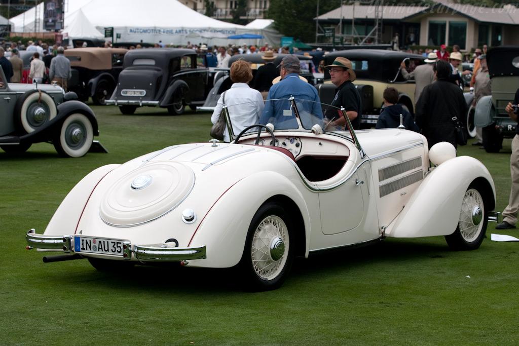 Audi Front Roadster    - 2009 Pebble Beach Concours d'Elegance