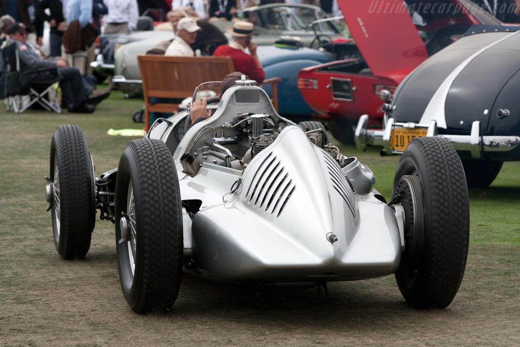 Auto Union Type D - Chassis: 019   - 2009 Pebble Beach Concours d'Elegance