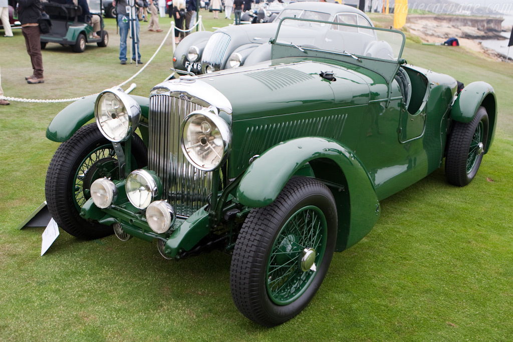 Bentley 4.25 Litre Offord Sports    - 2009 Pebble Beach Concours d'Elegance