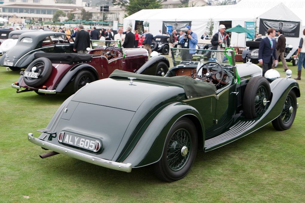 Bentley 4.25 Litre Vandenplas Tourer    - 2009 Pebble Beach Concours d'Elegance