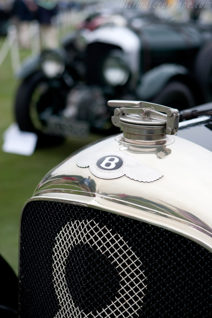 Bentley 4.5-Litre Blower - Chassis: HR3976   - 2009 Pebble Beach Concours d'Elegance