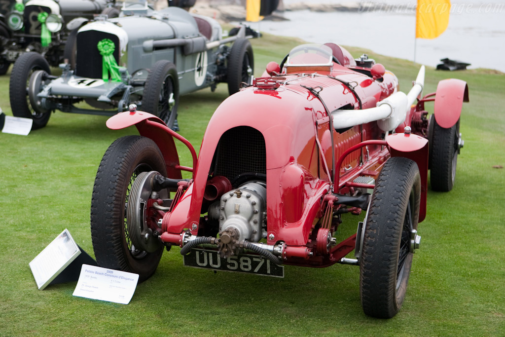 Bentley 4.5-Litre Blower - Chassis: HB3402   - 2009 Pebble Beach Concours d'Elegance