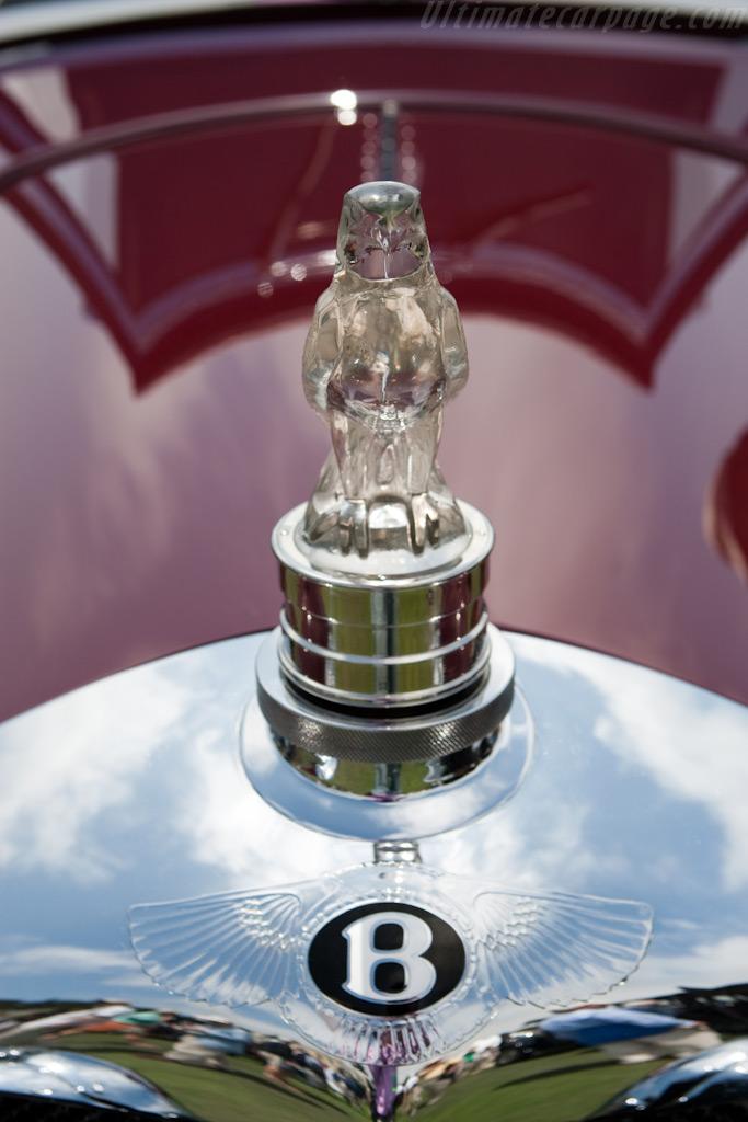 Bentley 4.5-Litre Harrison Flexible Coupe    - 2009 Pebble Beach Concours d'Elegance