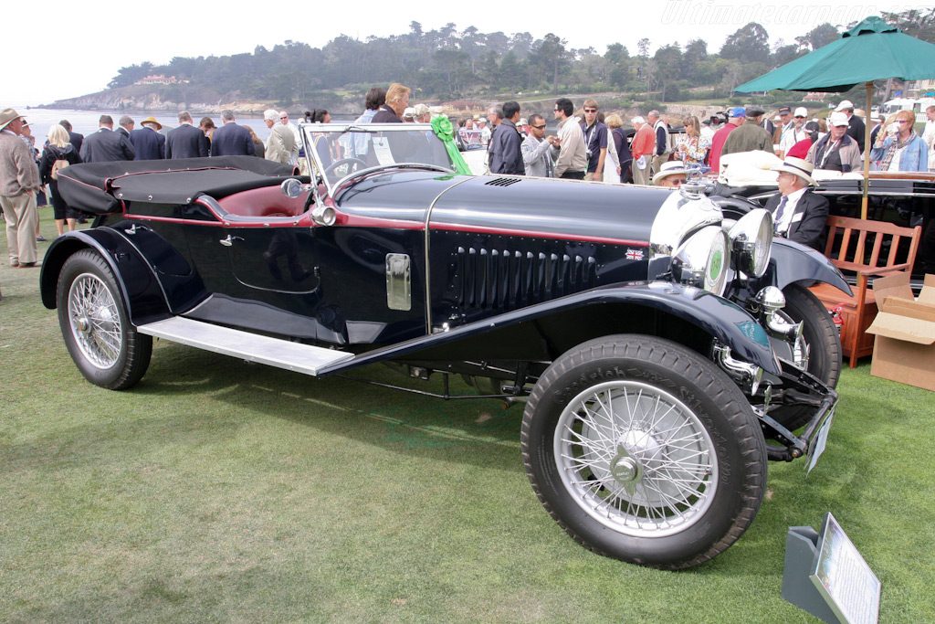 Bentley 4.5-Litre Thrupp & Maberly Tourer    - 2009 Pebble Beach Concours d'Elegance